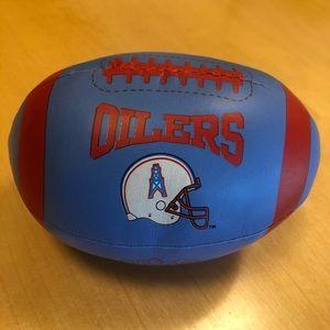 Vintage Houston Oilers Football